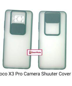 Poco X3 Pro Camera Shutter Smoke Cover Limited Edition