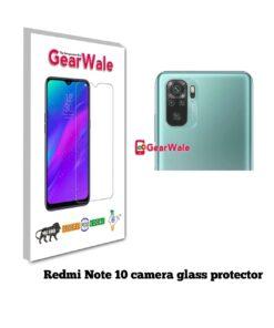Realme 10 Camera Glass Protector