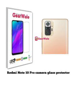 Redmi Note 10 ProCamera Glass Protector