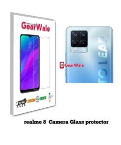 Realme 8 Camera Glass Protector