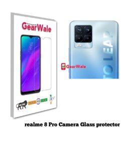 Realme 8 Pro Camera Glass Protector