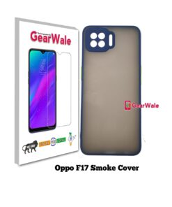 Oppo F17 Smoke Cover Special Edition
