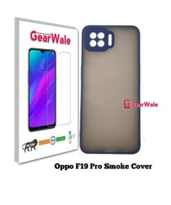 Oppo F19 Pro Smoke Cover Special Edition