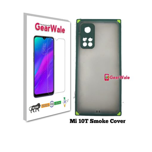 Mi 10T Smoke Cover Special Edition