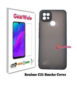 Realme C21 Smoke Cover Special Edition