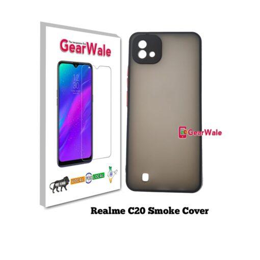 Realme C20 Smoke Cover Special Edition