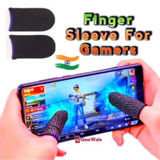 Finger Sleeve For Gamers