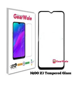IQOO Z3 OG Tempered Glass 9H Curved Full Screen