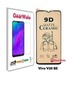 Vivo V20 SE Matte Screen Protector for GAMERS