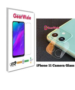 iPhone 11 Camera Bump Tempered Glass Imported Quality