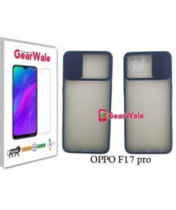 Oppo F17 Pro Camera Shutter Smoke Cover Limited Edition