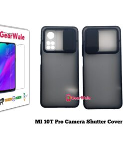 Mi 10T Pro Camera Shutter Smoke Cover Limited Edition