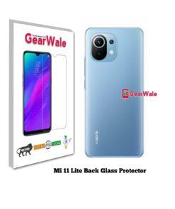 Mi 11 Lite Back Side Glass Protector