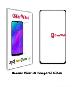 Honor View 20 OG Tempered Glass 9H Curved Full Screen