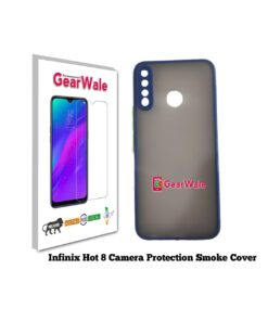 Infinix hot 8 Smoke Cover Special Edition