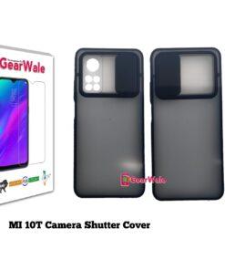 Mi 10T Camera Shutter Smoke Cover Limited Edition