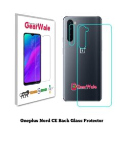 OnePlus Nord CE Back Side Glass Protector