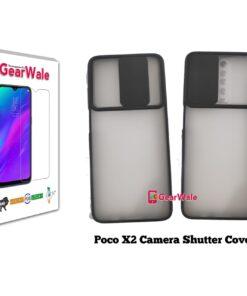 Poco X2 Camera Shutter Smoke Cover Limited Edition
