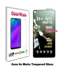 Asus 8z Matte Tempered Glass For Gamers