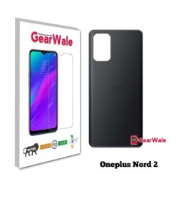 OnePlus Nord 2 Back Side Glass Protector