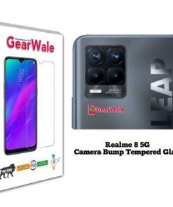 Realme 8 5G Camera Bump Tempered Glass Protector