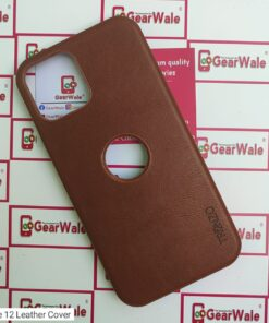 iPhone 12 Premium Leather Cover Special Edition