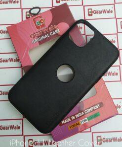 iPhone 11 Leather Premium Cover