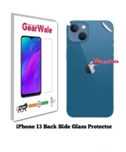 IPhone 13 Back Side Glass Protector