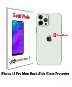 IPhone 13 Pro Max Back Side Glass Protector