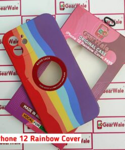 IPhone 12 Rainbow Cover With Camera Protection
