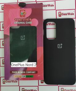 OnePlus Nord 2 Soft Silicon Premium Cover
