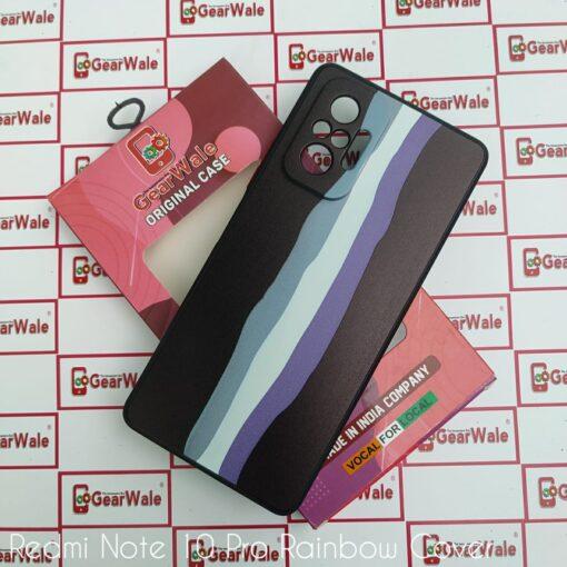 Redmi Note 10 Pro Max Rainbow Cover