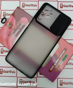 Redmi Note 10 4G Camera Shutter Smoke Cover With ATM Pocket