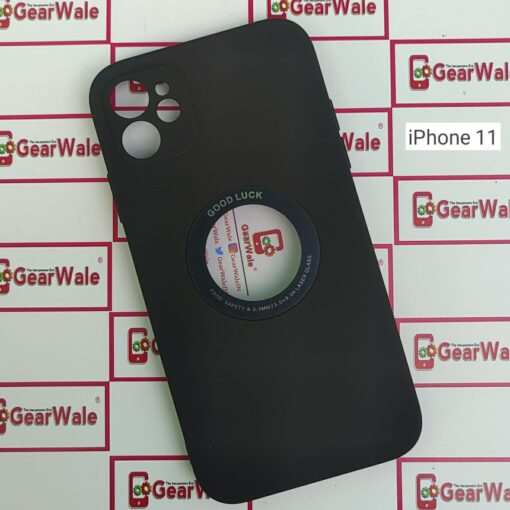 iphone 11 soft silicon cover