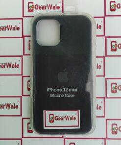 iPhone 12 Mini Soft Silicon Premium Cover